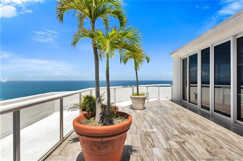 Photo of 16425 Collins Ave #OS16A, Sunny Isles Beach, FL 33160 (MLS # A10884171)