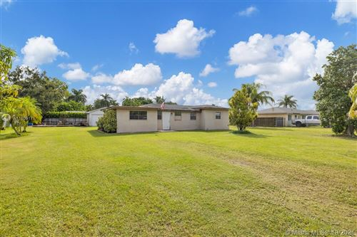 Photo of 30525 SW 193rd Ct, Homestead, FL 33030 (MLS # A11109171)