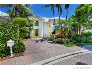 Photo of 30 GRAND BAY ESTATE CR, Key Biscayne, FL 33149 (MLS # A10766172)