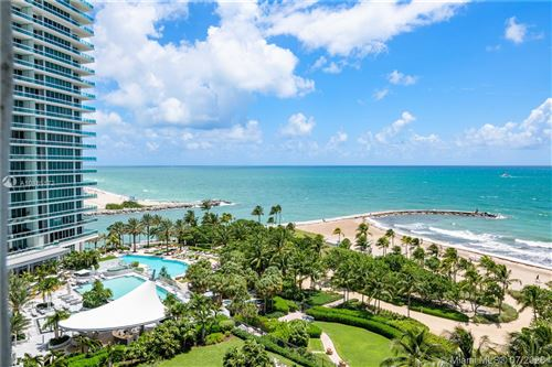 Photo of 10275 collins ave #1006, Bal Harbour, FL 33154 (MLS # A10885172)