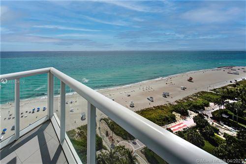 Photo of 3801 Collins Ave #1605, Miami Beach, FL 33140 (MLS # A11024172)