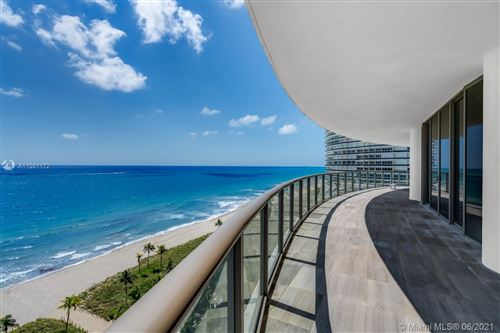 Photo of 9703 Collins Ave #1100, Bal Harbour, FL 33154 (MLS # A11051172)