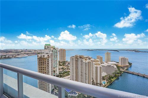 Photo of 465 BRICKELL AVE #4105, Miami, FL 33131 (MLS # A11100172)