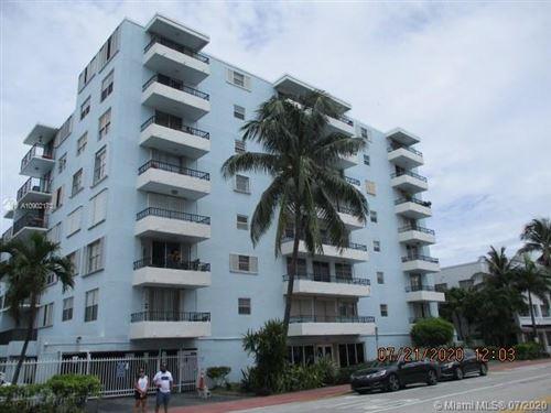 Foto de inmueble con direccion 720 Collins Ave #209 Miami Beach FL 33139 con MLS A10902173