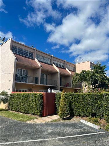 Photo of 840 SW 105th Ave #306, Miami, FL 33174 (MLS # A10988173)