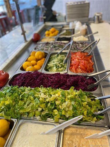Photo of Mediterranean Fast Casual Restaurant, Miami Beach, FL 33139 (MLS # A11007173)