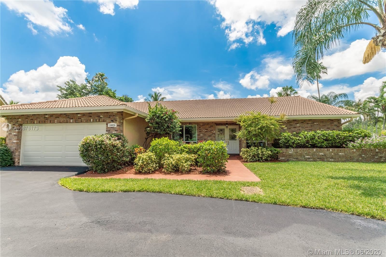 10826 NW 17th Mnr, Coral Springs, FL 33071 - #: A10878173