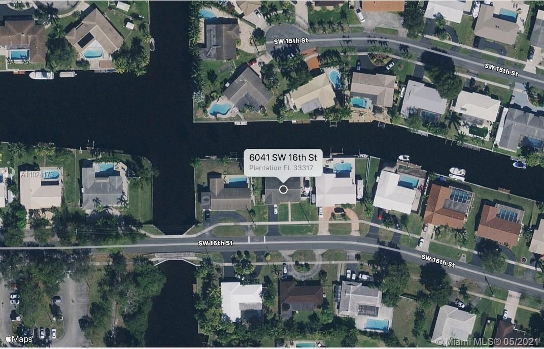 6041 SW 16th St, Plantation, FL 33317 - #: A11024173