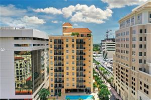 Photo of Listing MLS a10722174 in 357 Almeria Ave #806 Coral Gables FL 33134