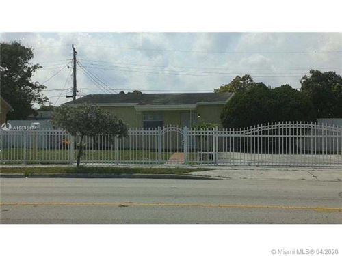 Photo of Listing MLS a10845174 in 12820 NW 17th Ave Miami FL 33167