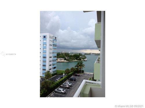 Photo of 10350 W Bay Harbor Dr #6J, Bay Harbor Islands, FL 33154 (MLS # A11096174)