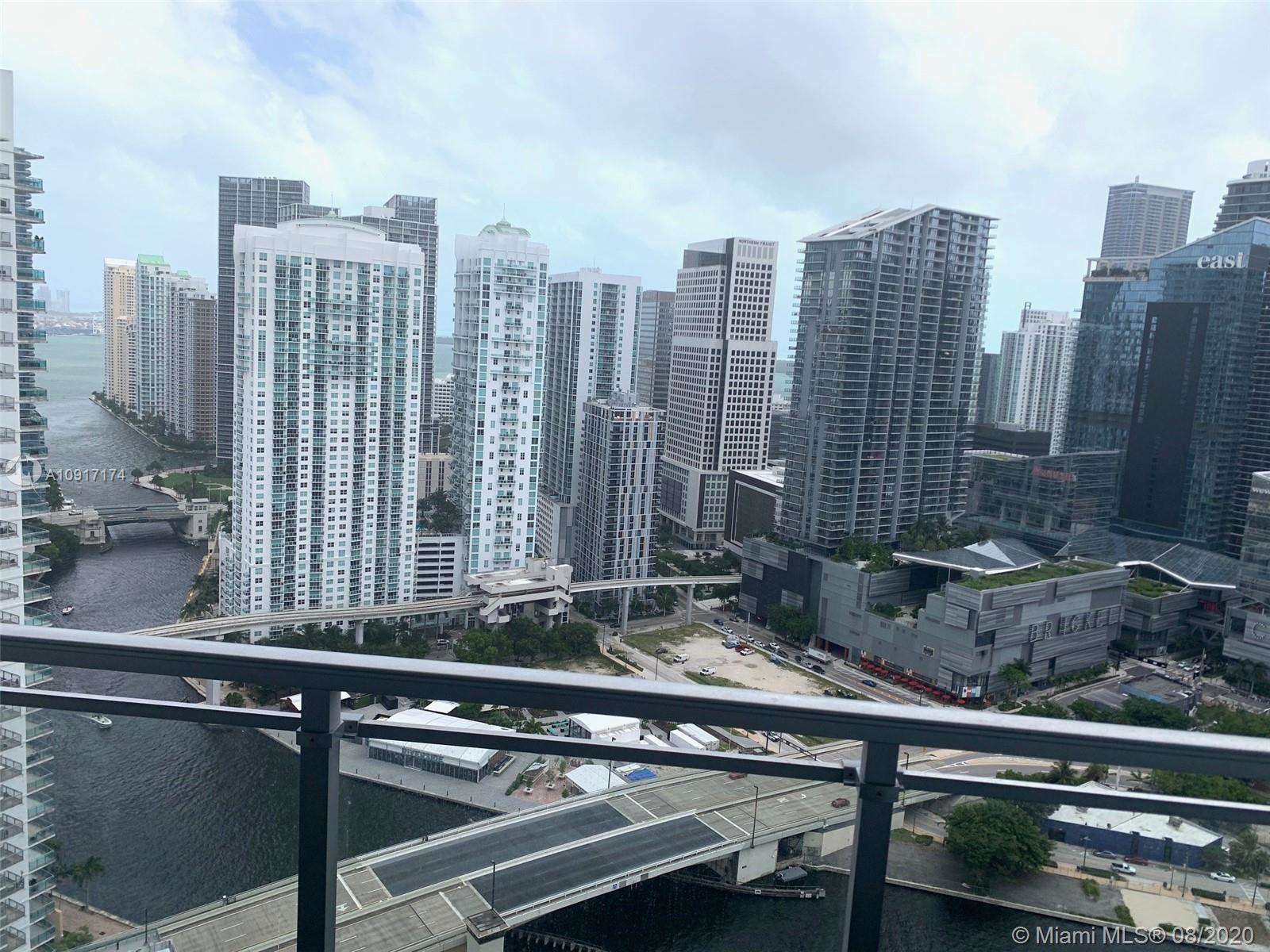 90 SW 3rd St #3703, Miami, FL 33130 - #: A10917174