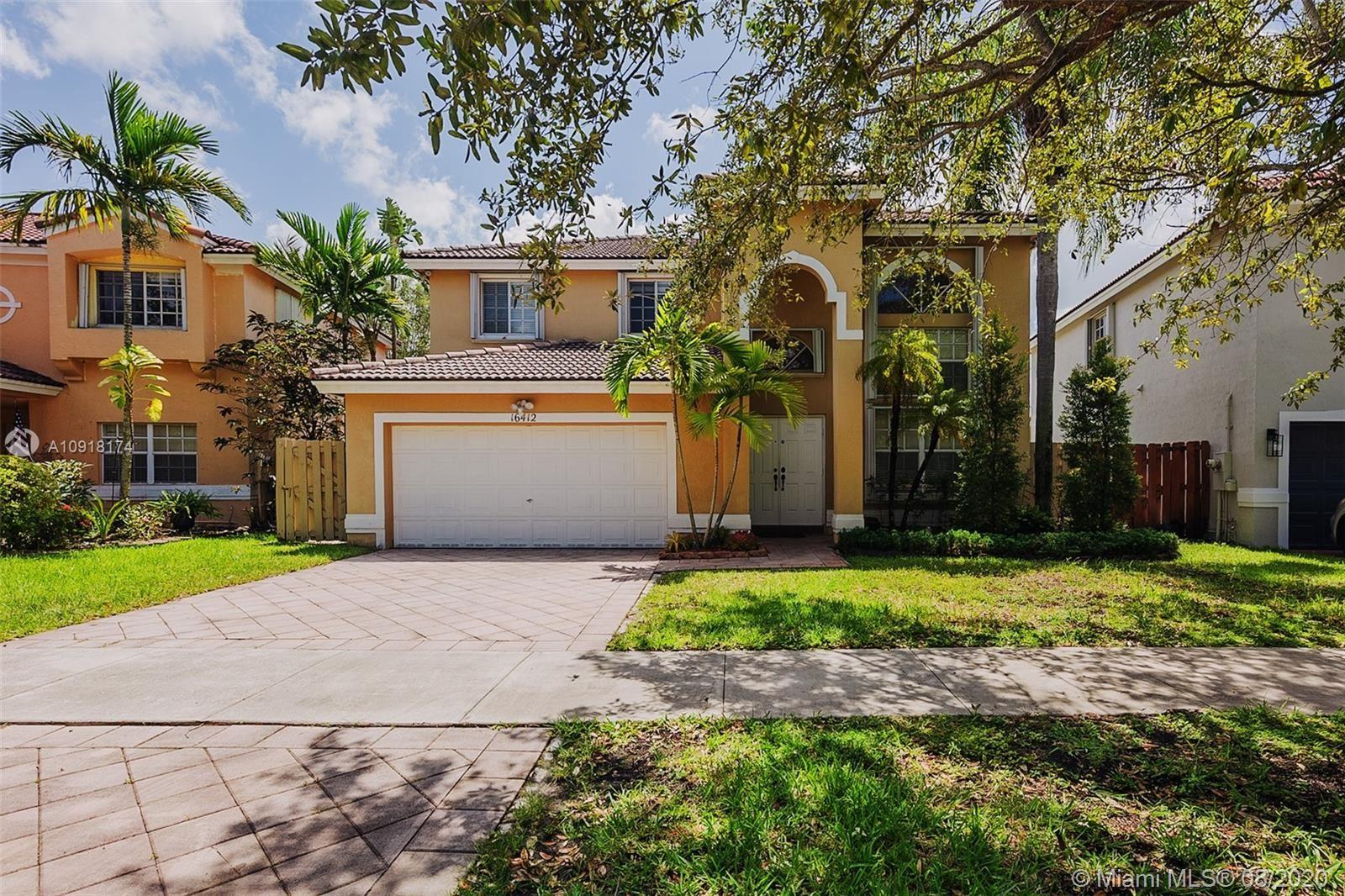 16412 SW 101st Ter, Miami, FL 33196 - #: A10918174