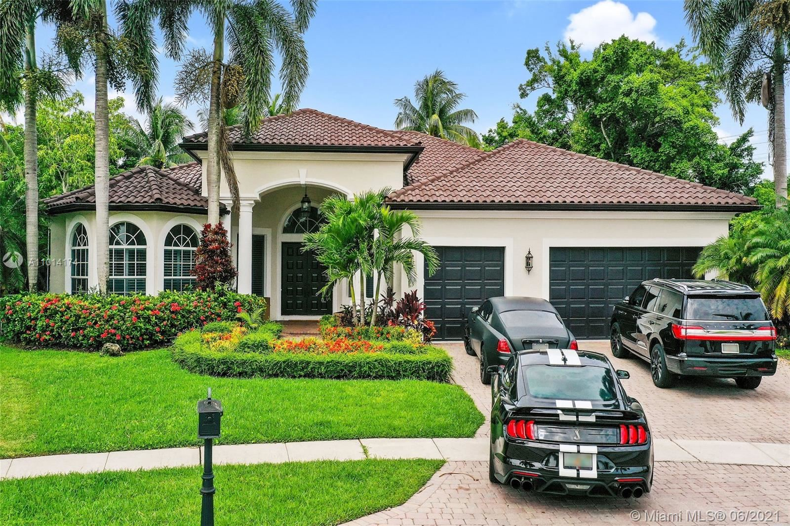 11190 Redhawk St, Plantation, FL 33324 - #: A11014174