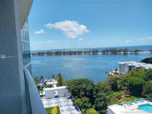 Photo of 2101 Brickell Ave #909, Miami, FL 33129 (MLS # A10880175)