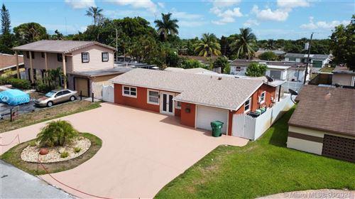 Photo of 7816 Plantation Blvd, Miramar, FL 33023 (MLS # A11051175)