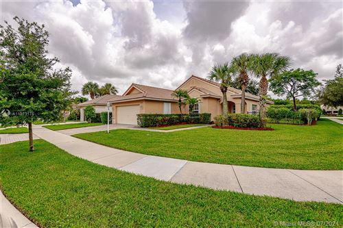 Photo of 11326 NW 65th Mnr #0, Parkland, FL 33076 (MLS # A11073175)