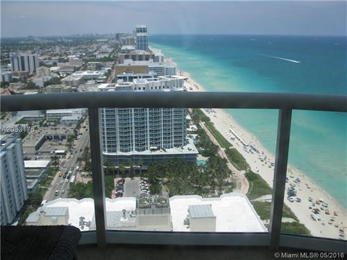 Photo of 6365 COLLINS AV #3509, Miami Beach, FL 33141 (MLS # A2063175)