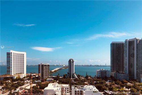 Photo of 121 NE 34th St #1908, Miami, FL 33137 (MLS # A10808176)