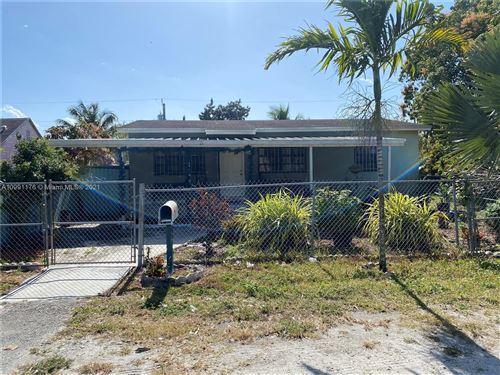 Photo of 3120 NW 134th St, Opa-Locka, FL 33054 (MLS # A10991176)