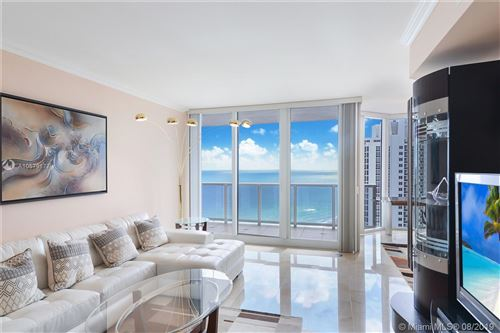 Photo of 19333 Collins Ave #2509, Sunny Isles Beach, FL 33160 (MLS # A10579177)