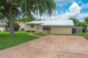 Photo of Listing MLS a10659177 in 6751 Pershing Street Hollywood FL 33024