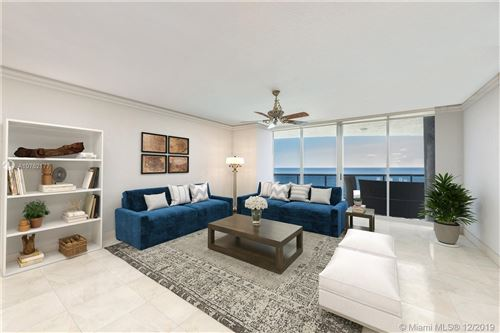 Photo of 3200 N Ocean Blvd #903, Fort Lauderdale, FL 33308 (MLS # A10762177)
