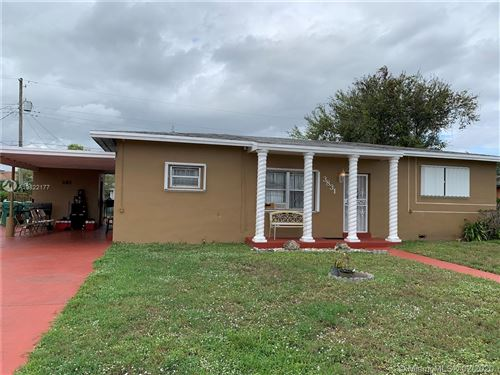 Photo of Listing MLS a10822177 in 3831 NW 172nd Ter Miami Gardens FL 33055
