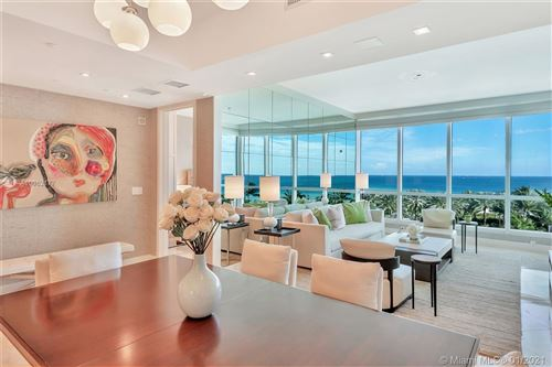 Photo of 100 S Pointe Dr #707, Miami Beach, FL 33139 (MLS # A10982177)
