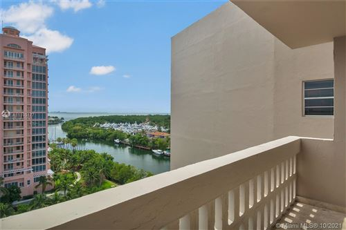 Photo of 90 Edgewater Dr #1222, Coral Gables, FL 33133 (MLS # A11105177)