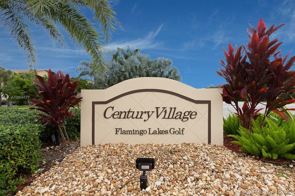 12750 SW 4th Ct #J212, Pembroke Pines, FL 33027 - #: A10954177