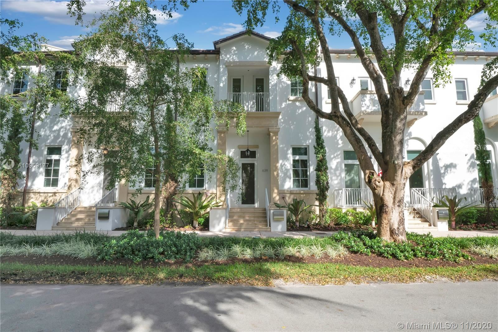 639 Santander Ave #4, Coral Gables, FL 33134 - #: A10959177