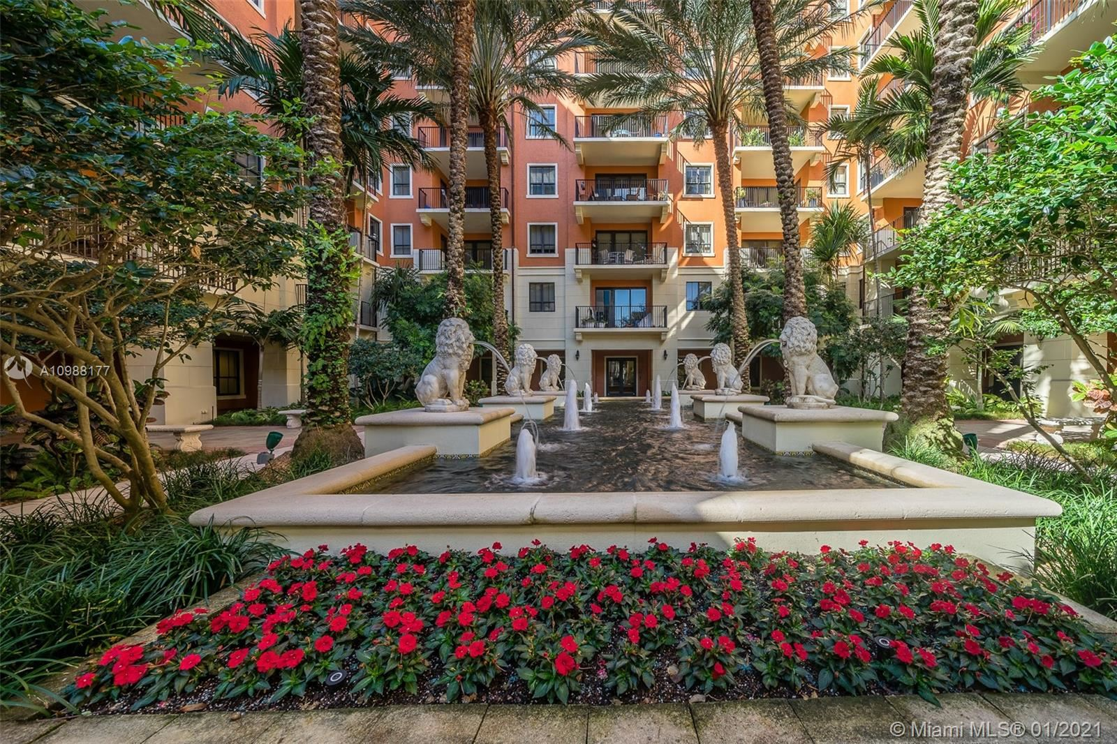 100 Andalusia Ave #401, Coral Gables, FL 33134 - #: A10988177