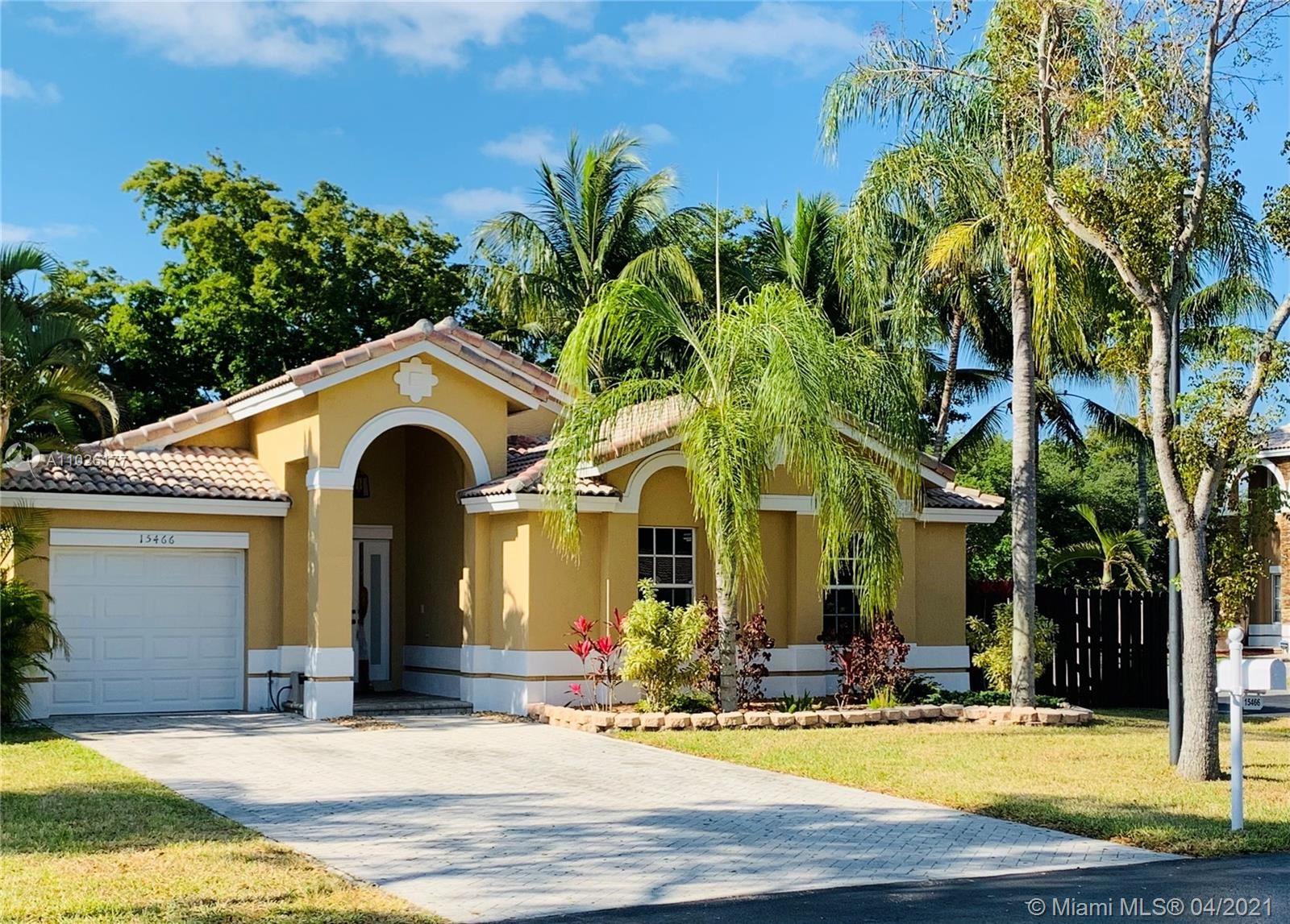 15466 SW 143rd Ter, Miami, FL 33196 - #: A11026177