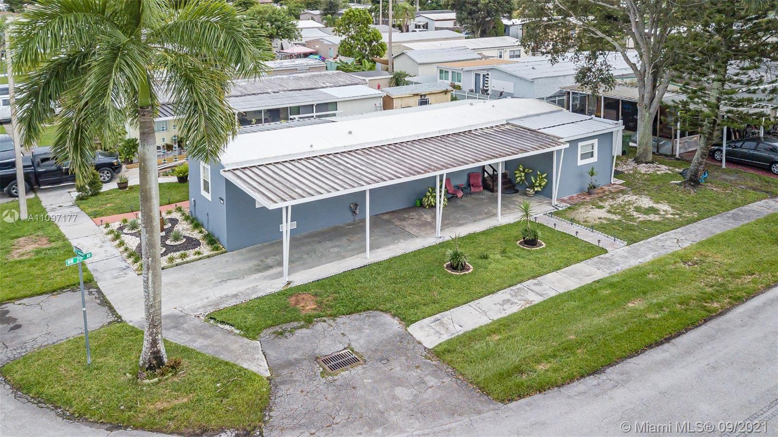 21850 NW 7th Mnr, Pembroke Pines, FL 33029 - #: A11097177
