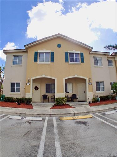 Photo of Listing MLS a10853178 in 1622 SE 31st Ct #1622 Homestead FL 33035