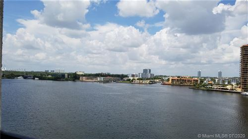 Photo of 17150 N Bay Rd #2707, Sunny Isles Beach, FL 33160 (MLS # A10897178)