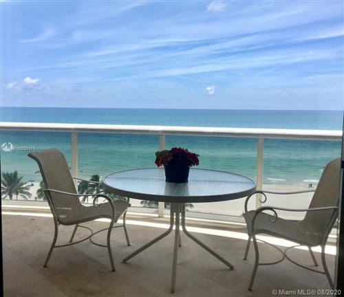 Photo of 17555 Collins Ave #1001, Sunny Isles Beach, FL 33160 (MLS # A10905178)