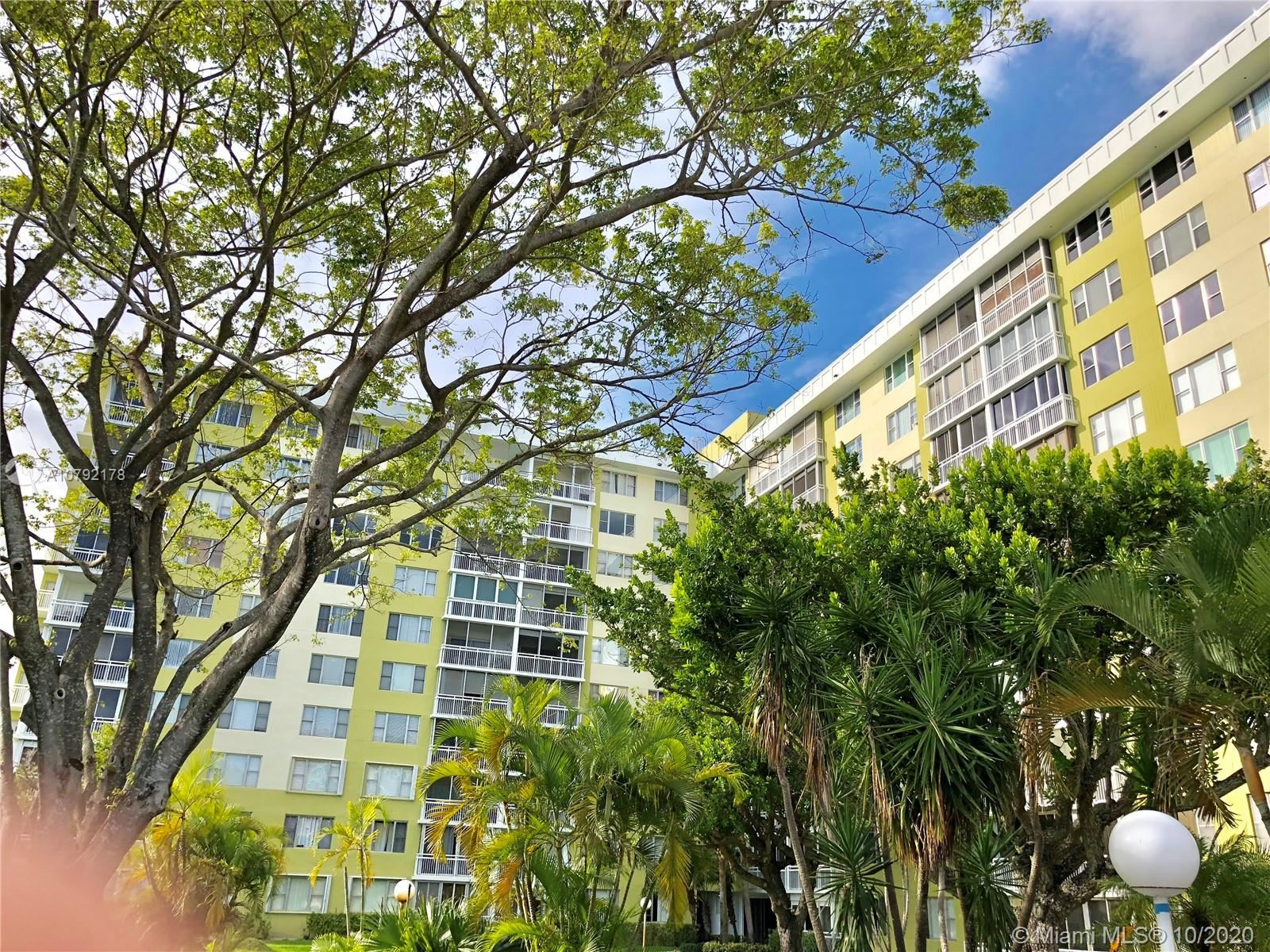 4400 Hillcrest Dr #309A, Hollywood, FL 33021 - #: A10792178