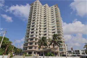 Photo of 1151 N Fort Lauderdale Beach Blvd #11C, Fort Lauderdale, FL 33304 (MLS # A10689179)