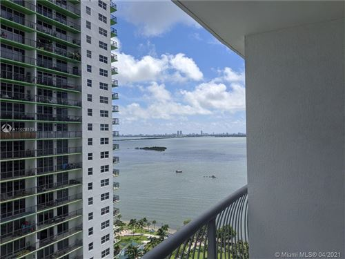 Photo of 1750 N Bayshore Dr #2507, Miami, FL 33132 (MLS # A11028179)