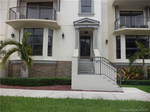 Photo of 1650 Galiano St #TH11, Coral Gables, FL 33134 (MLS # A11068179)