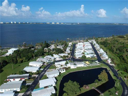 Photo of 13827 S Indian River Dr #48, Jensen Beach, FL 34957 (MLS # A11109179)