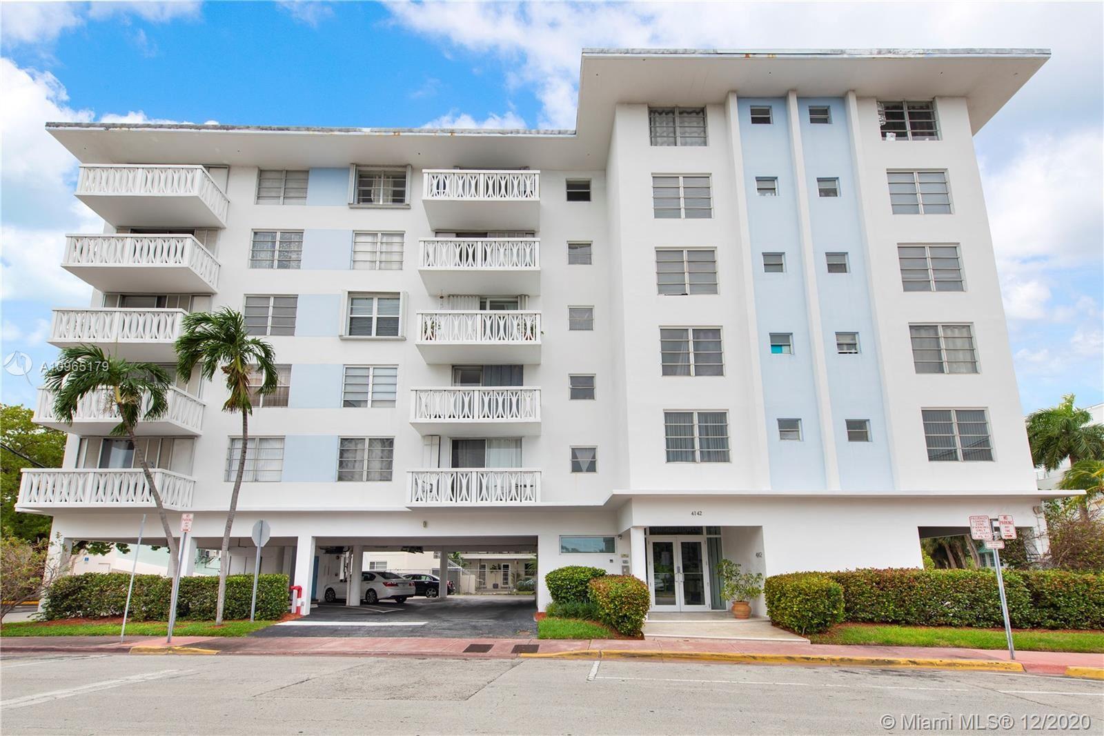 4142 Jefferson Ave #4A, Miami Beach, FL 33140 - #: A10965179