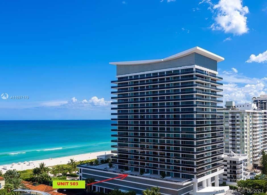 5875 Collins Ave #503, Miami Beach, FL 33140 - #: A11037179