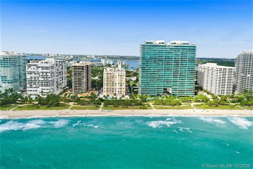Photo of 10185 Collins Ave #818, Bal Harbour, FL 33154 (MLS # A10941180)