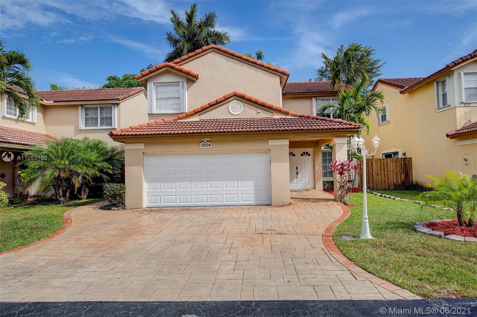 15034 SW 110th Ter, Miami, FL 33196 - #: A11053180