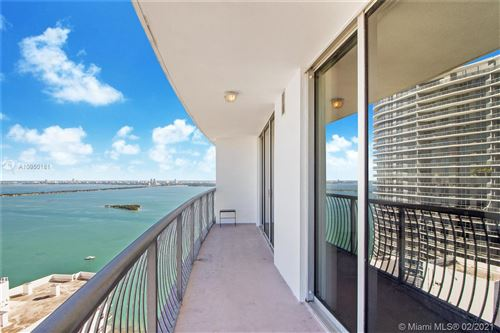 Photo of 1750 N Bayshore Dr #4609, Miami, FL 33132 (MLS # A10950181)