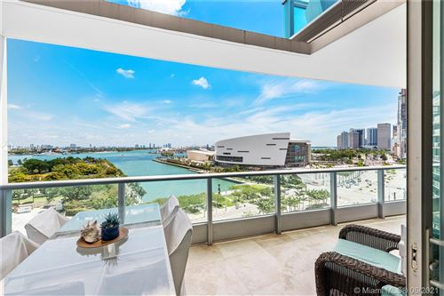 Photo of 900 Biscayne Blvd #1103, Miami, FL 33132 (MLS # A11027181)