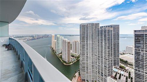 Photo of 200 Biscayne Boulevard Way #5104, Miami, FL 33131 (MLS # A11057181)